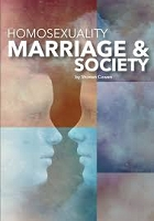 Homosexuality, Marriage and Society --  Shimon Cowen