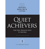 Quiet achievers: The New Zealand path to reform- Oliver Hartwich