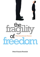 The Fragility of Freedom -- Peter Fenwick (EBook)  EPUB