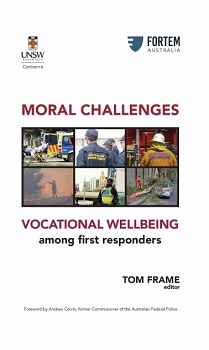 MORAL CHALLENGES VOCATIONAL WELLBEING among first responders