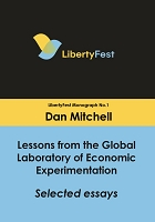 Lessons from the Global Laboratory of Economic Experimentation -- Dan Mitchell
