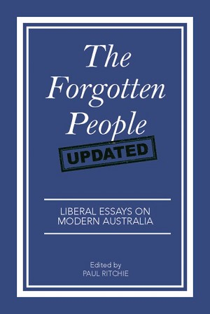 The Forgotten People: Updated -- Edited by Paul Ritchie