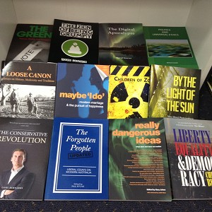 "The ""Stay at home and Read"" Emergency Book Pack, direct from the Connor Court Publishing backlist -- 12 books"