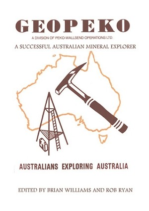 Geopeko - A successful Australian mineral explorer  (Paperback)